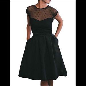 Sunnow knee length dress